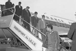 Arrivée de mineurs marocains dans les années 1970
