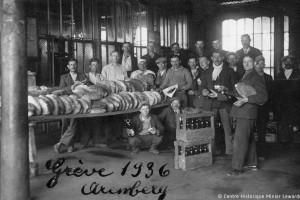 Grèves de 1936
