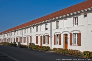 Coron des 120 à Anzin et Valenciennes