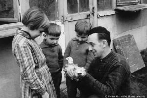 Un « coulonneux » dans les années 1960