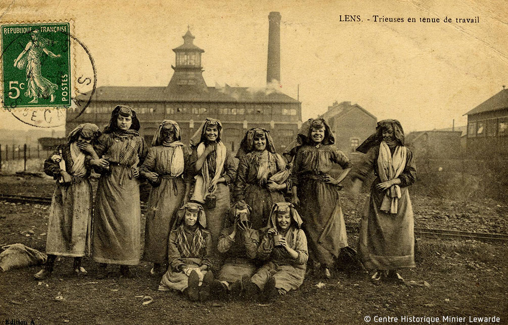 """Résultat de recherche d'images pour """"trieuses de charbon"""""""
