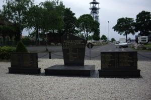 Chevalement du n°3bis de la Société des Mines de Lens à Liévin