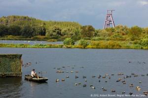 L'étang de Chabaud-Latour à Condé-sur-l'Escaut