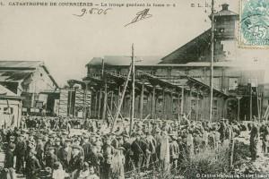 Grève de mars 1906 à la suite de la Catastrophe des Mines de Courrières