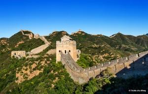 La Grande Muraille, Chine, ©Fotolia-zhu difeng