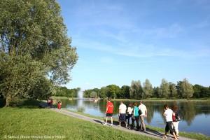 Base de loisirs de Raismes. Forêt Domaniale de Raismes-Saint-Amand-Wallers