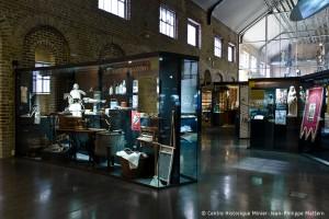 Le Centre Historique Minier à Lewarde ©J.P Mattern-CHM
