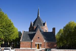 Eglise de Rouvroy © 2012, Hubert Bouvet, Région Nord-Pas de Calais