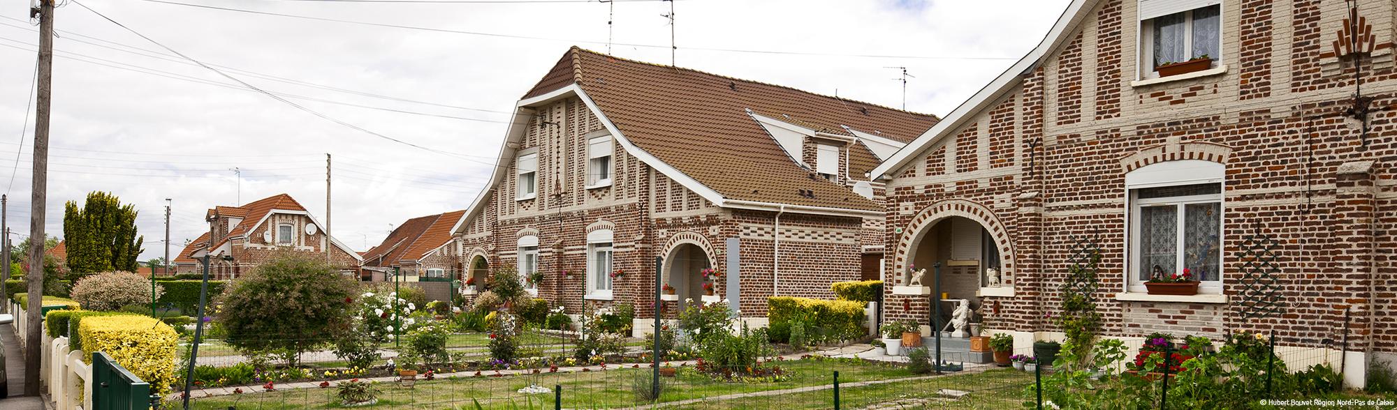 Cité de la clochette à Douai et Waziers © 2012, Hubert Bouvet, Région Nord-Pas de Calais