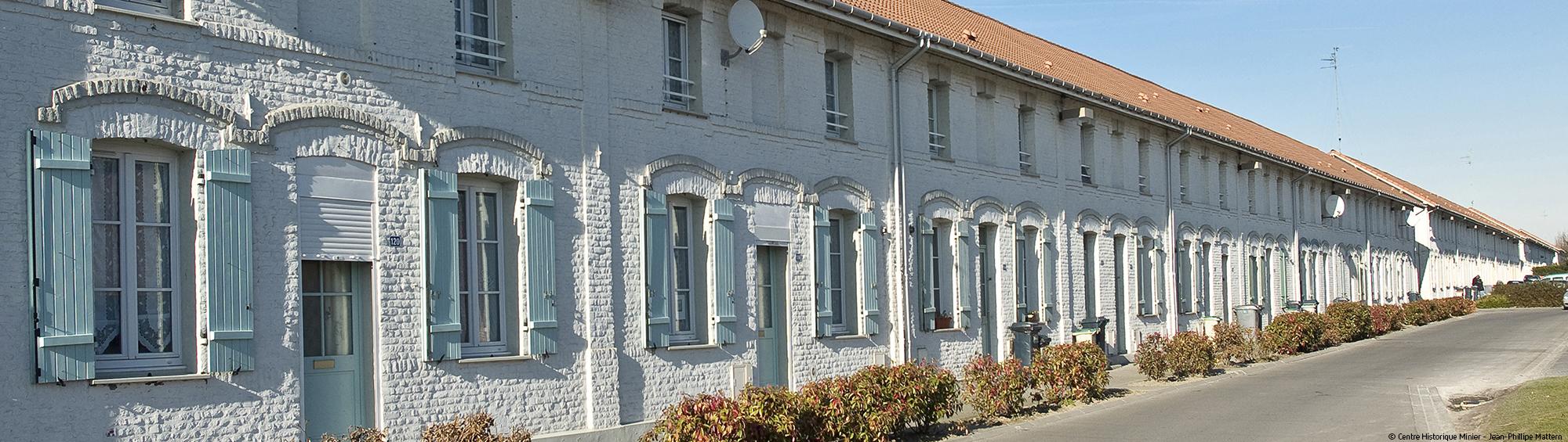 Coron des 120 à Anzin et Valenciennes © Centre Historique Minier, Jean-Philipe Mattern
